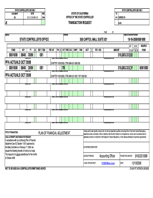 Fillable Online ccelearn csus Transaction Request Form (CA504) Fax ...