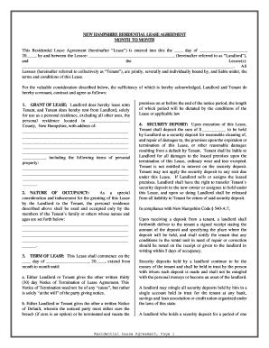 bill of sale form new hampshire rental application for tenant templates fillable printable. Black Bedroom Furniture Sets. Home Design Ideas