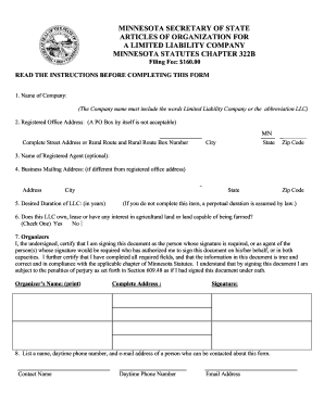 Bill Of Sale Form Minnesota Release Of Liability Form Templates ...