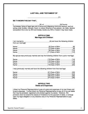 Job Application Form British Columbia Last Will And Testament Form ...