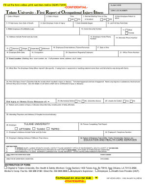 osha form 101 pdf - Fillable & Printable Online Forms Templates to ...