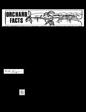 Fillable online ucce ucdavis orchard facts newsletter letterhead fill online altavistaventures Gallery