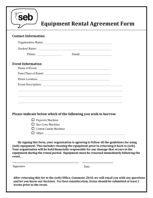 Computer Lease Agreement Template