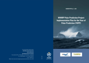 YOPP Implementation Plan - Polar Prediction Project - polarprediction