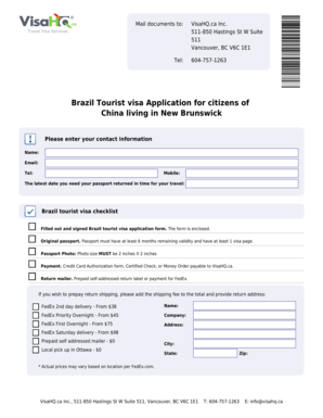 Invitation Letter Yemen. Brazil Visa Application for Citizens of China  Invitation Letter Sample Forms and Templates Fillable