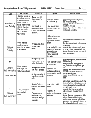 Sample user manual for software project forms and templates kindergarten pwa rubric the writing proficiency project oaklandwrites maxwellsz