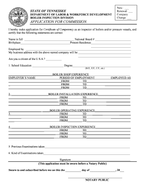 tennessee legal forms - Editable, Fillable & Printable