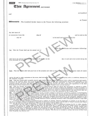 Blumberg A35 Lease Edit Fill Out Top Online Forms Download