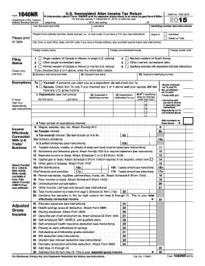 Printable 1040 form 2015 - Edit, Fill Out & Download Hot Tax Forms ...