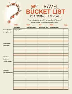 list template pdf templates
