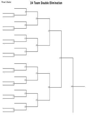 brackets template word