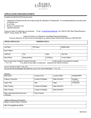 email resume message
