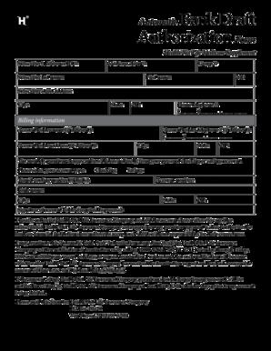 generic bank draft form