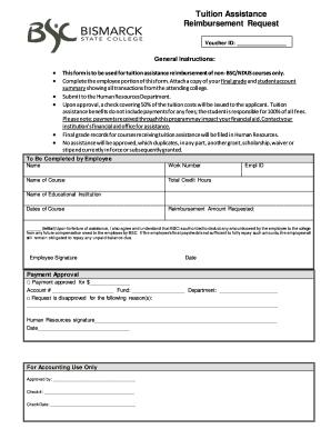general reimbursement form to Download - Editable, Fillable