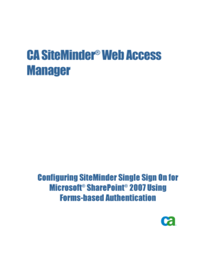 Format of bank certificate for issue of iec in word fill online ca siteminder web access manager configuring siteminder single sign on for microsoft sharepoint 2007 using forms yadclub Images