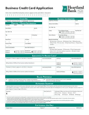 corporation bank credit card application online