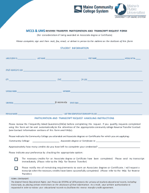 Shobhit university degree certificate application form edit mccs ums reverse transfer participation and transcript yelopaper Gallery