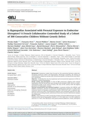 Urologie pediatrique purpan study