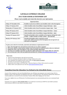 tarion 2nd year form fillable pdf
