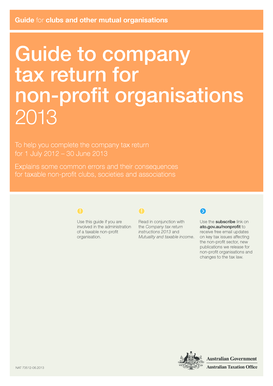 ato company tax return instructions