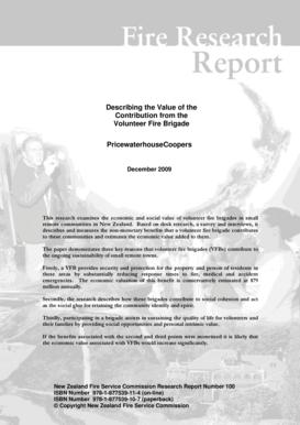 Fillable Online Fire Org Nz Report Proposal Template Fire Org
