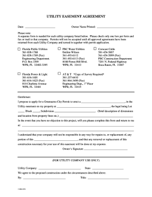 Listing Agreement Form Florida To Download In Word Pdf