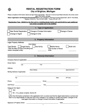 Printable Zillow Rental Application Edit Fill Out
