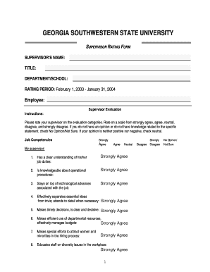 Employee evaluation form pdf - Fillable & Printable Tax Templates ...