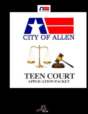 Teen court print