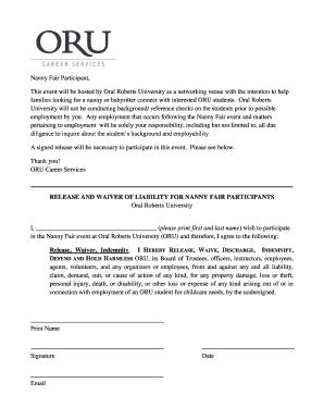 medical release form for babysitter - Edit, Fill Out, Print ...