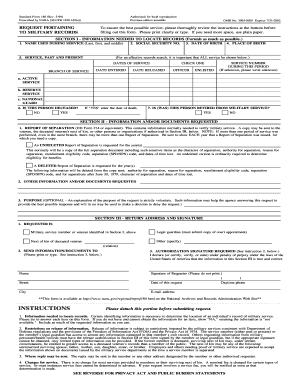 Editable personal health record template pdf - Fill Out, Print ...