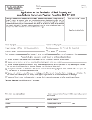 sample letter waiver of penalty for reasonable cause   Edit, Fill