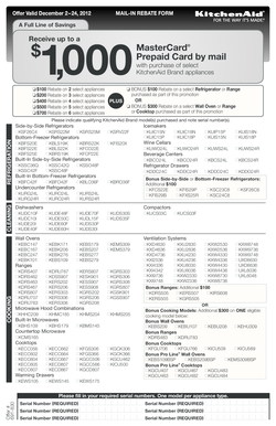 Fillable Online A Full Line Of Savings Fax Email Print