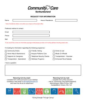 real estate enquiry form template edit, fill, print \u0026 download