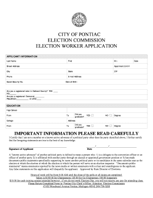 check voter registration michigan - Fill Out Online Forms ...