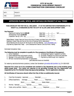 house final inspection checklist pdf