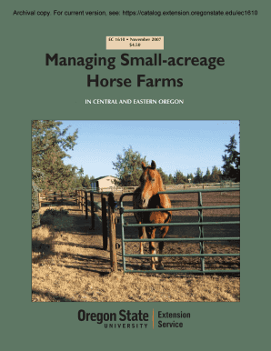 Fillable horse boarding contract self care - Edit Online & Download