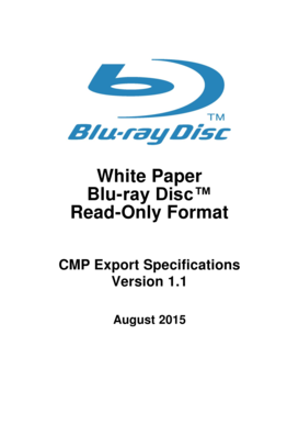 White Paper Blu-ray Disc Read-Only Format