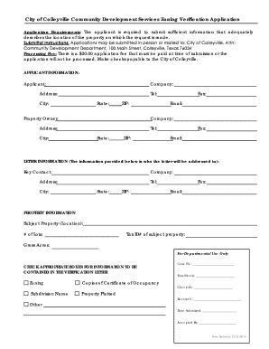 Community Service Verification Letter Fillable Printable Online