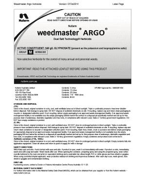 How to mix weedmaster herbicide youtube.