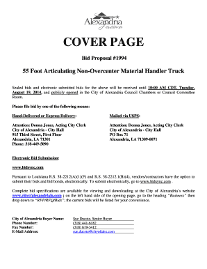 cover letter for post office mail handler - Fill Out Online ...
