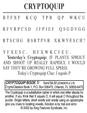 photograph relating to Printable Cryptoquips titled By means of Photograph Congress Cryptoquip Puzzles On the web Totally free