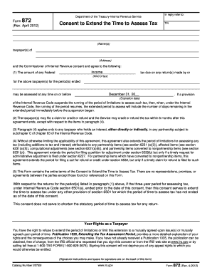 consent form to talk to irs 2012