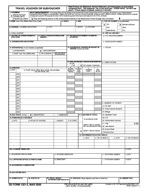 Fillable Online Miramar Usmc Dd Form 1351 2 Mar 2008