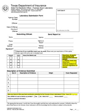Crime Evidence Documents Format Fill Online Printable Fillable Blank Pdffiller