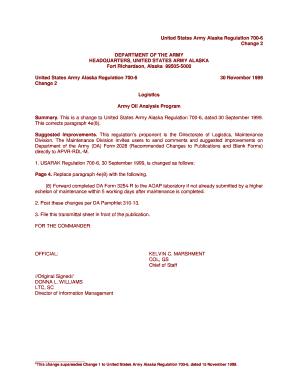 Da Form 4187 Fillable Alaska - Fill Online, Printable, Fillable ...