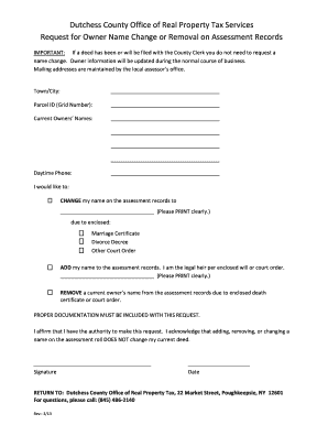 25 Printable name change request letter sample Forms and