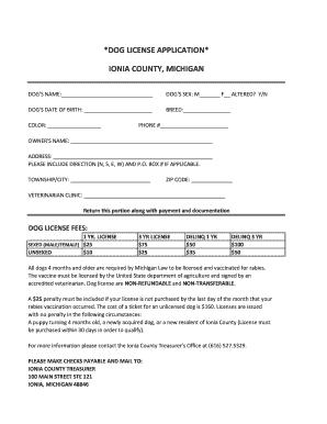 michigan medical board license application