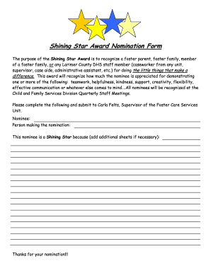 8 Printable Gold Star Award Certificate Template Forms Fillable
