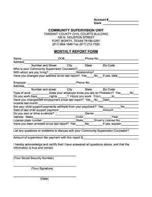 Tarrant County Adult Probation 22